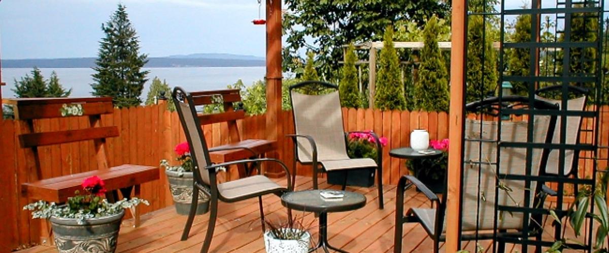 Chemainus Bed and Breakfast – Island Serenity – Ocean View
