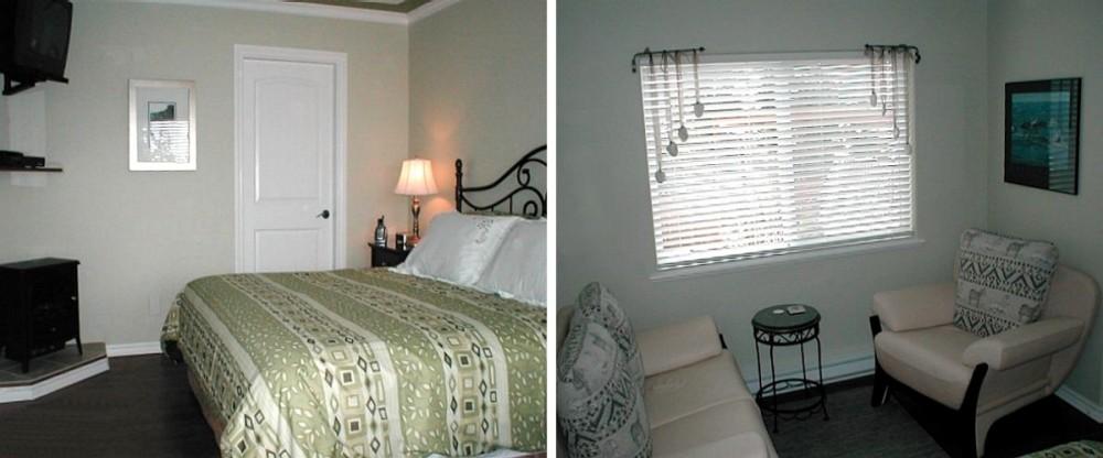 bedroomsitting